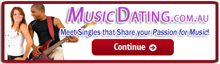 Music Dating Site